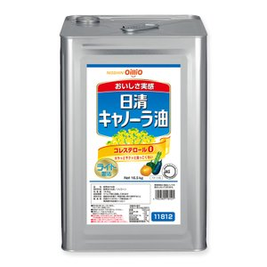 日清 キャノーラ油 16.5kg