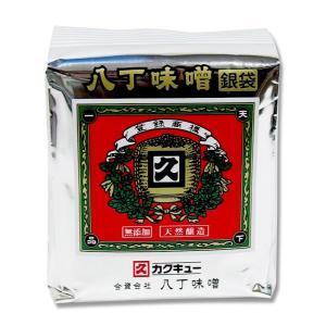 カクキュー 八丁味噌 銀袋1kg