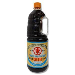 ヒガシマル 本醸造徳用うすくち醤油 1.8L