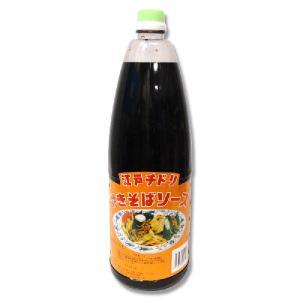 江戸チドリ 焼そばソース 1.8L