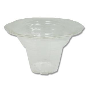 かき氷カップ 使い捨て 業務用 アイスフラワー 透明 プラスチック 200枚|propack-kappa1
