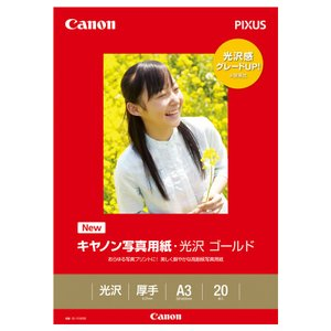 【お取り寄せ】キヤノン 写真用紙・光沢 ゴール...の関連商品4