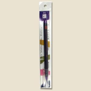 あかしや 水彩毛筆 彩 紫色 CA200-08 1本入