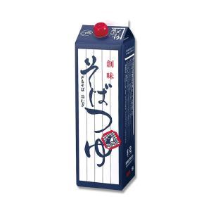 創味 そばつゆ 1.8L