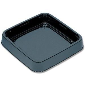 寿司角桶1 黒 本体 10枚
