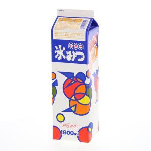 ハニー 氷みつ マンゴー 1.8L