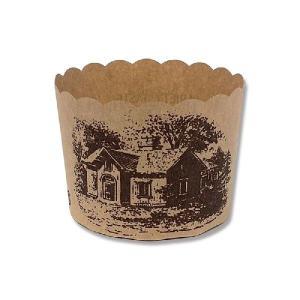 M404 マフィンカップ ハウス茶 100枚入