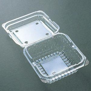お取り寄せ フードパック 業務用 使い捨て容器 OP-200S 穴あり 100枚