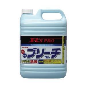 リンレイ 漂白剤 R'sPRO ブリーチ 5kg 【0001-0573】