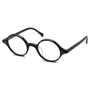 BOSTON CLUB ボストンクラブ DOVER 01 Black ブラック ラウンドフレーム 丸メガネ |props-tokyo