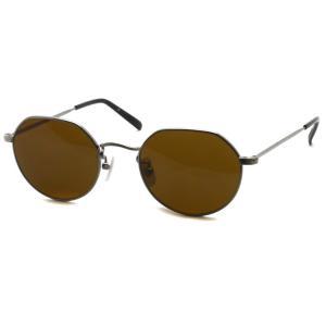 BOSTON CLUB ボストンクラブ HOLLY Sun 03 Antique Silver - Dark Brown Lenses アンティークシルバー-ダークブラウンレンズ サングラス  クラウンパント|props-tokyo