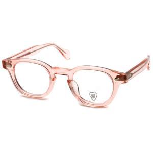 JULIUS TART OPTICAL タート  AR アーネル 44□24 Flesh Pink クリアピンク メガネフレーム 復刻【送料無料】|props-tokyo