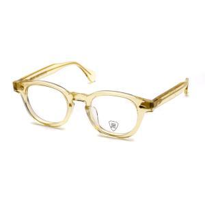 JULIUS TART OPTICAL タート AR GOLD アーネル 46□22 Champagne シャンパンクリア-ゴールド メガネフレーム|props-tokyo