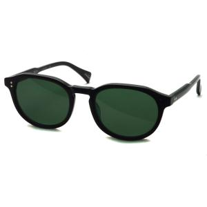 RAENoptics レイン レーン ROLLO Crystal Black - Green ブラック-ダークグリーン偏光レンズ ボストンウェリントンサングラス【送料無料】|props-tokyo