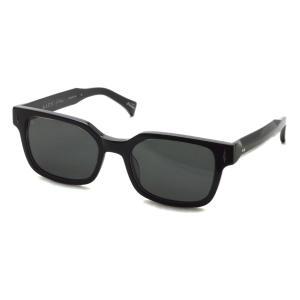 RAEN optics  レイン レーン サングラス  FRIAR CrystalBlack ブラック - スモークグレーレンズ  ウェリントンサングラス props-tokyo
