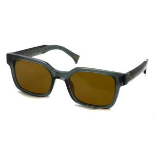 RAEN optics  レイン レーン サングラス  FRIAR SLATE クリアネイビー - スモークブラウン偏光レンズ  ウェリントンサングラス props-tokyo