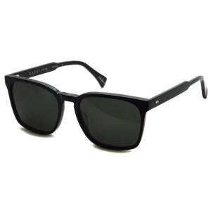 RAENoptics レイン レーン PIERCE  BLACK ブラック-ダークグレーレンズ ウェリントンサングラス props-tokyo