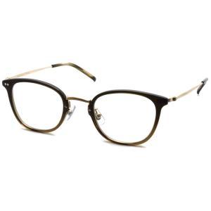 STEADY ステディ STD-50 カラー:4  BrownFade - Shirring Gold  ブラウンフエード - シャーリングゴールド メガネフレーム【送料無料】|props-tokyo
