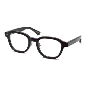 STEADY ステディ STD-85 カラー:1 Black ブラック メガネ スクエア ボストン ウェリントンフレーム props-tokyo