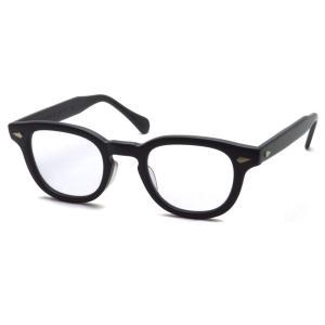 TART OPTICAL ARNEL タートオプティカル アーネル JD-04 48□24 009 MATTE BLACK マットブラック メガネ フレーム【復刻 レプリカ 日本製】|props-tokyo