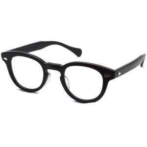 TART OPTICAL ARNEL タートオプティカル アーネル JD-55 44□24 001 BLACK ブラック メガネ フレーム【復刻 レプリカ 日本製】|props-tokyo