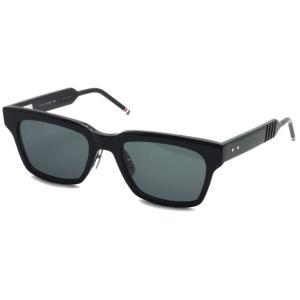 トムブラウン サングラス THOM BROWNE. TBS-418  Black-Dark Grey Lenses ブラック-ダークグレーレンズ 国内正規品【送料無料】|props-tokyo