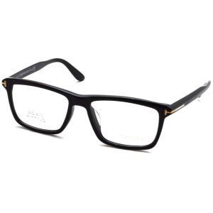 トムフォード TOM FORD TF5407F 001 Black ブラック 黒縁 メガネ フレーム 国内正規品【送料無料】 props-tokyo