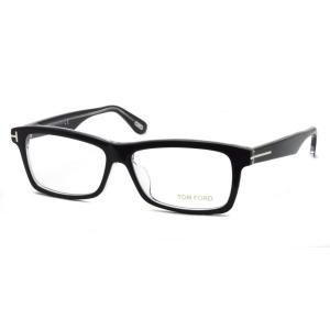 トムフォード TOM FORD TF5146F アジアンフィット 003 Black/Clear ブラック/クリア 黒縁 メガネ フレーム 国内正規品 限定モデル【送料無料】 props-tokyo