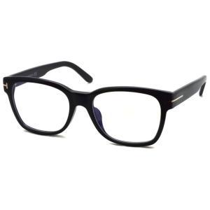 トムフォード TOM FORD TF5535-D-B 001 Black  アジアンフィッテイング ブラック-ブルーライトカットレンズ メガネ フレーム 国内正規品【送料無料】 props-tokyo