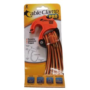 Cable Clamp(ケーブルクランプ) PRO No.CCP0210 【Medium×2個入り】|proshop-asahi
