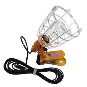 HATAYA(ハタヤ) 軽便ランプ クリップ付(白熱灯ハンドランプ) KL-200 ≪200W≫ proshop-asahi