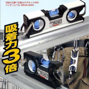 ■ヨーク付ネオジム磁石採用で単管を叩いてもズレない!