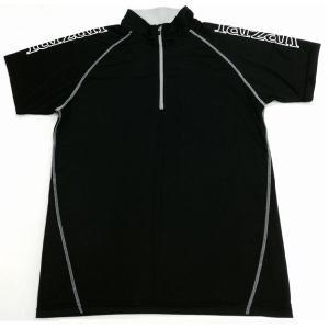 Tarzan ランニングウェア ハーフジップTシャツ TZ-54106-19|proshop-bd