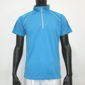 Tarzan ランニングウェア ハーフジップTシャツ TZ-54106-52|proshop-bd