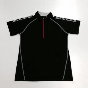 ■レディース■Tarzan ランニングウェア ウィメンズ ハーフジップTシャツ TZ-54110-19|proshop-bd