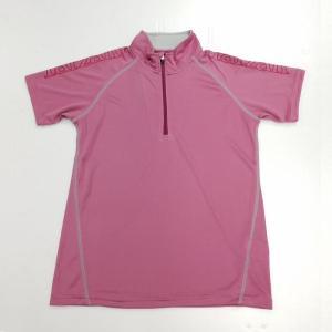 ■レディース■Tarzan ランニングウェア ウィメンズ ハーフジップTシャツ TZ-54110-40|proshop-bd
