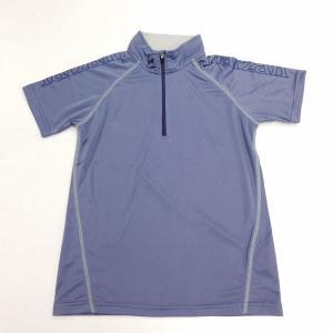 ■レディース■Tarzan ランニングウェア ウィメンズ ハーフジップTシャツ TZ-54110-80|proshop-bd