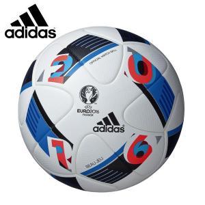 ■5号■アディダス EURO2016 試合球 サッカーボール ボージュ 5号 (AF5150)2016SS|proshop-bd