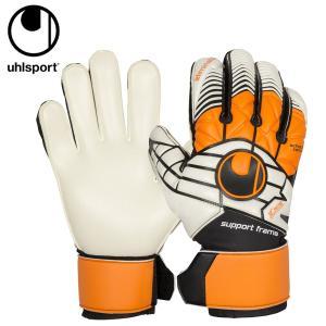ウールシュポルト(uhlsport) サッカー キーパーグラブ(メンズ) エリミネーター ソフト サポートフレーム (1000171-01)|proshop-bd