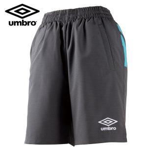 アンブロ サッカー ウェア ハーフパンツ(キッズ) Jr.プラクティスパンツ (UBS7628JP-BLK)|proshop-bd