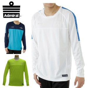 アドミラル サッカー フットサル プラシャツ(メンズ) 長袖プラクティスシャツ (AD540404F012)2016FW|proshop-bd