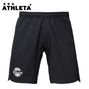 アスレタ サッカー パンツ(メンズ) 定番ポケ付きプラクティスパンツ (02280-70)2017SS|proshop-bd