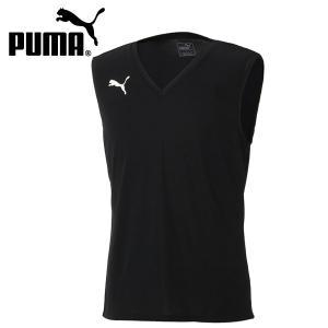 プーマ(PUMA) サッカー フットサル ノースリーブ(メンズ) SLインナーシャツ (655277-01)2017SS|proshop-bd