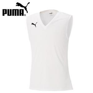 プーマ(PUMA) サッカー フットサル ノースリーブ(メンズ) SLインナーシャツ (655277-02)2017SS|proshop-bd