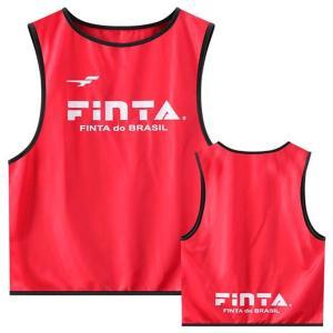フィンタ ジュニア ビブス 1枚 番号無し FT6554-7100 2016|proshop-bd
