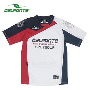ダウポンチ(DalPonte) サッカー フットサル 半袖(メンズ) プラクティスシャツ (DPZ0201-WHT)2017SS|proshop-bd