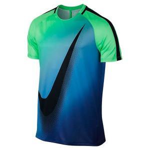 ナイキ(NIKE) サッカー フットサル 半袖プラクティスシャツ(メンズ) ドライ スクワッド トップ (845562-300)2017SS|proshop-bd