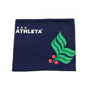 ジュニア アスレタ(ATHLETA) B&Dオリジナル サッカー フットサル アクセサリー Jr.ネックウォーマー (AT-527J-90) 2017FW 冬物小物|proshop-bd