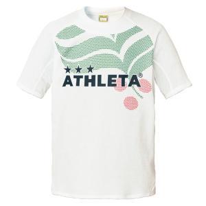 アスレタ(ATHLETA)サッカー 半袖プラクティスシャツ(メンズ)カラープラクティスシャツ(02295-10)2018SS|proshop-bd
