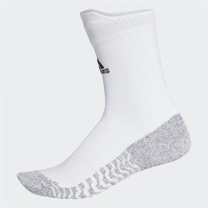 アディダス(adidas) サッカー 靴下 ストッキング(メンズ) ALPHASKIN グリップ ウルトラライト クルー ソックス (CG2656) 2018SS proshop-bd